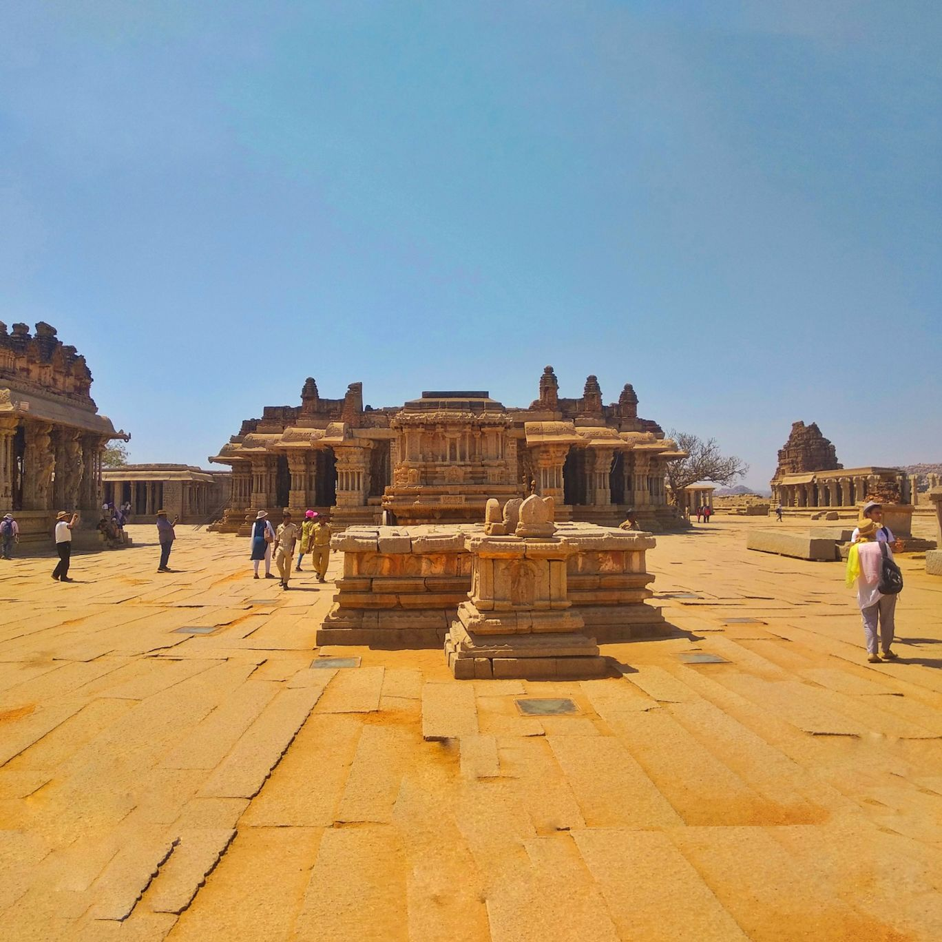 Photo of Hampi By vinay chandran
