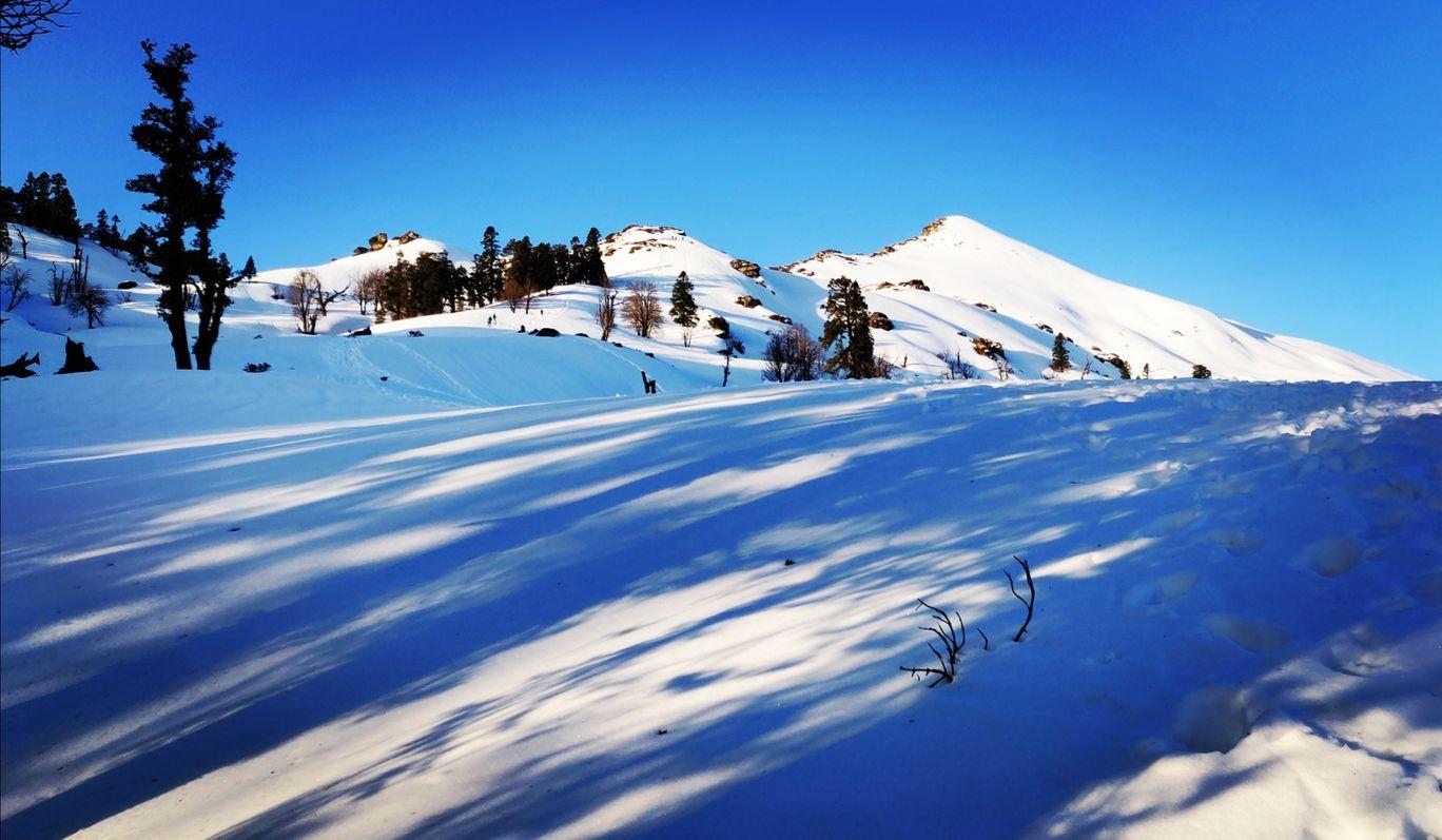 Photo of Kedarkantha Peak By Swati Choudhury