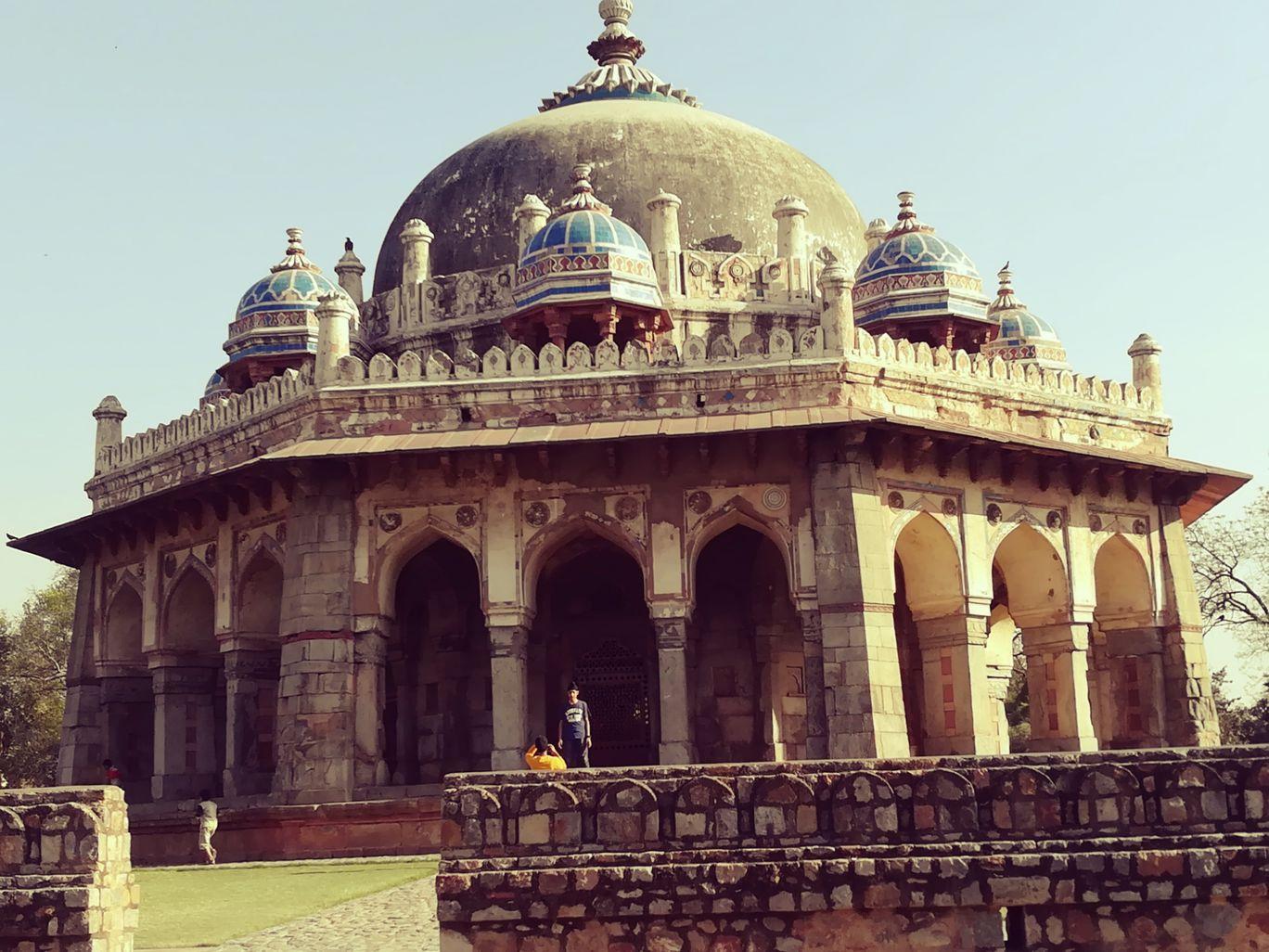 Photo of Humayun's Tomb By Aditya Singh