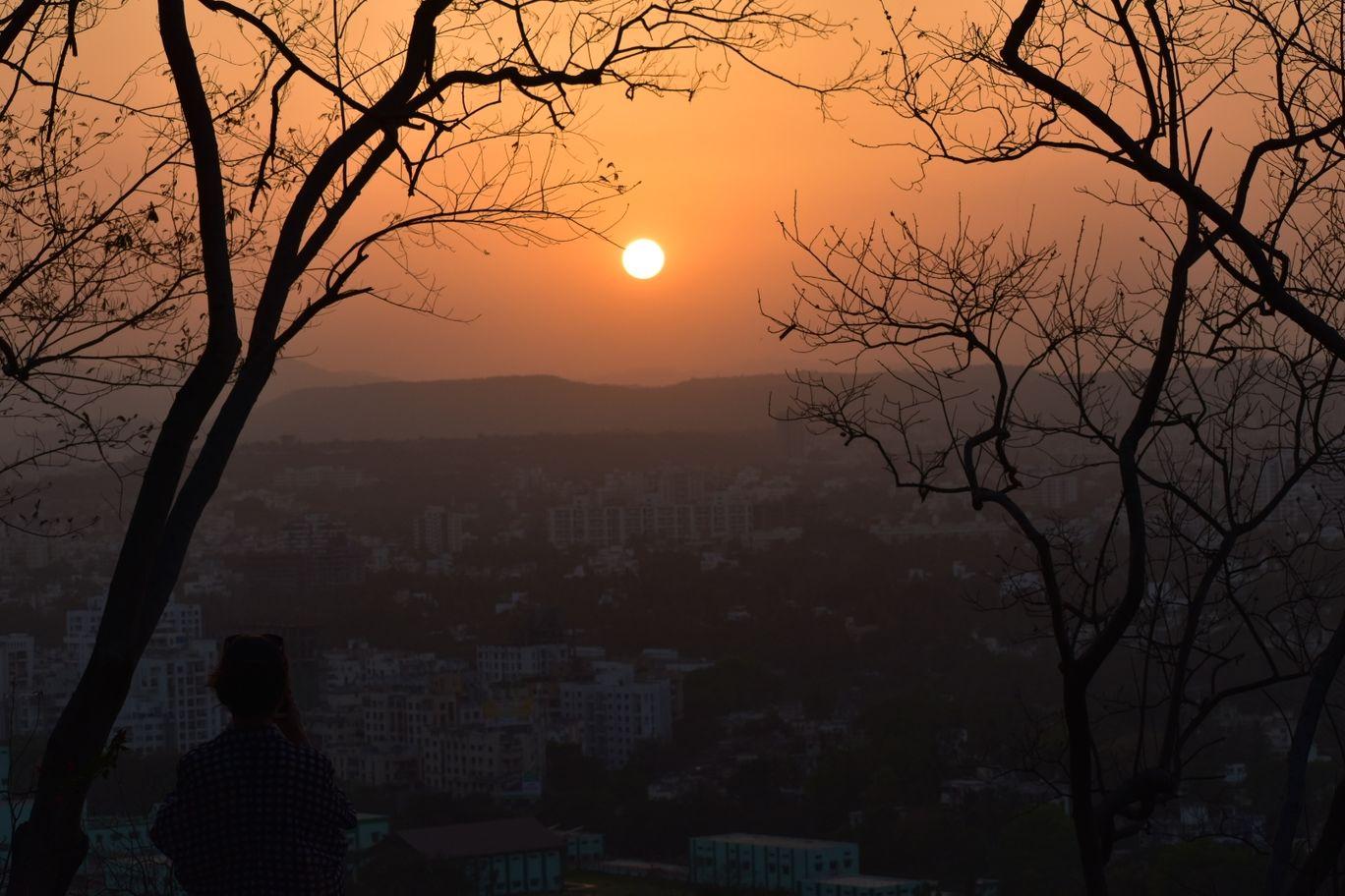 Photo of Parvati Hill By S Dakhani