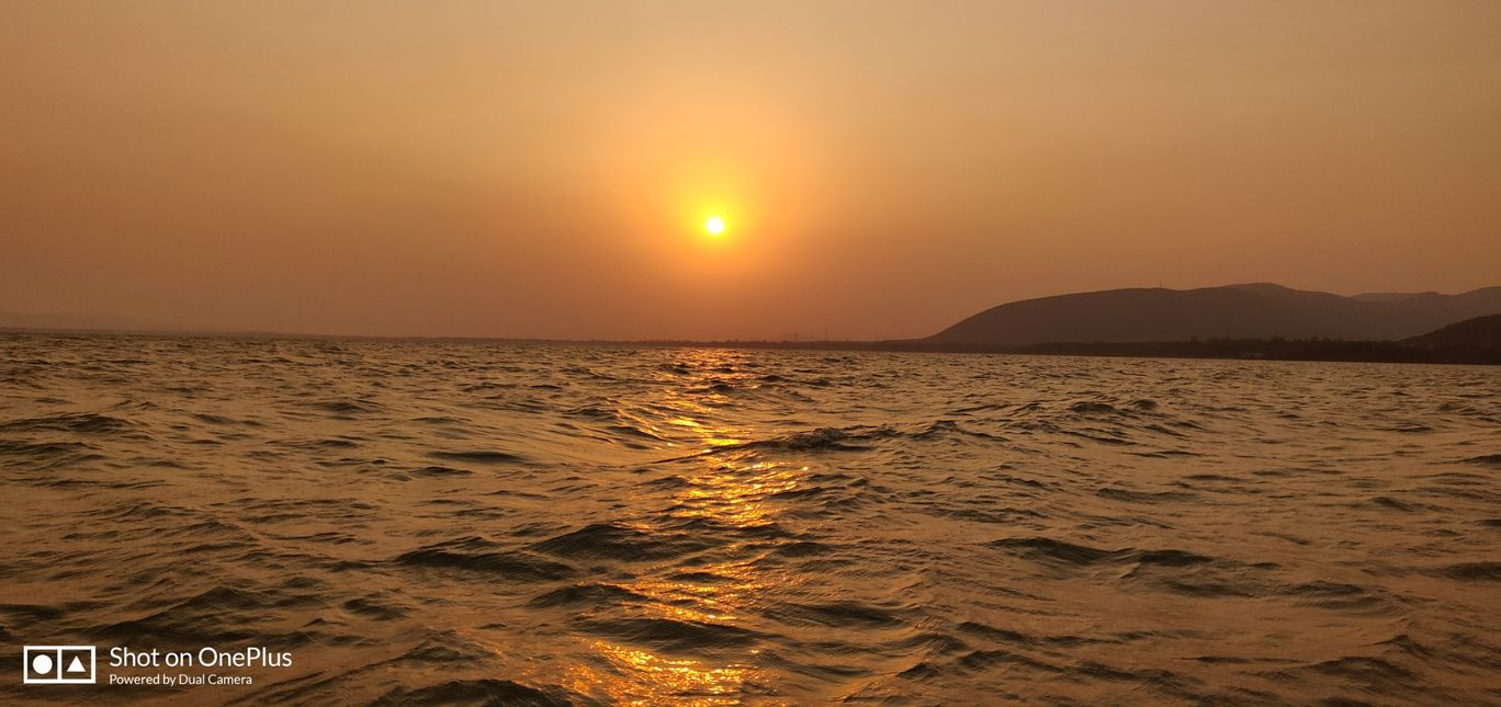 Photo of Chilika Lake By Ankit Roy