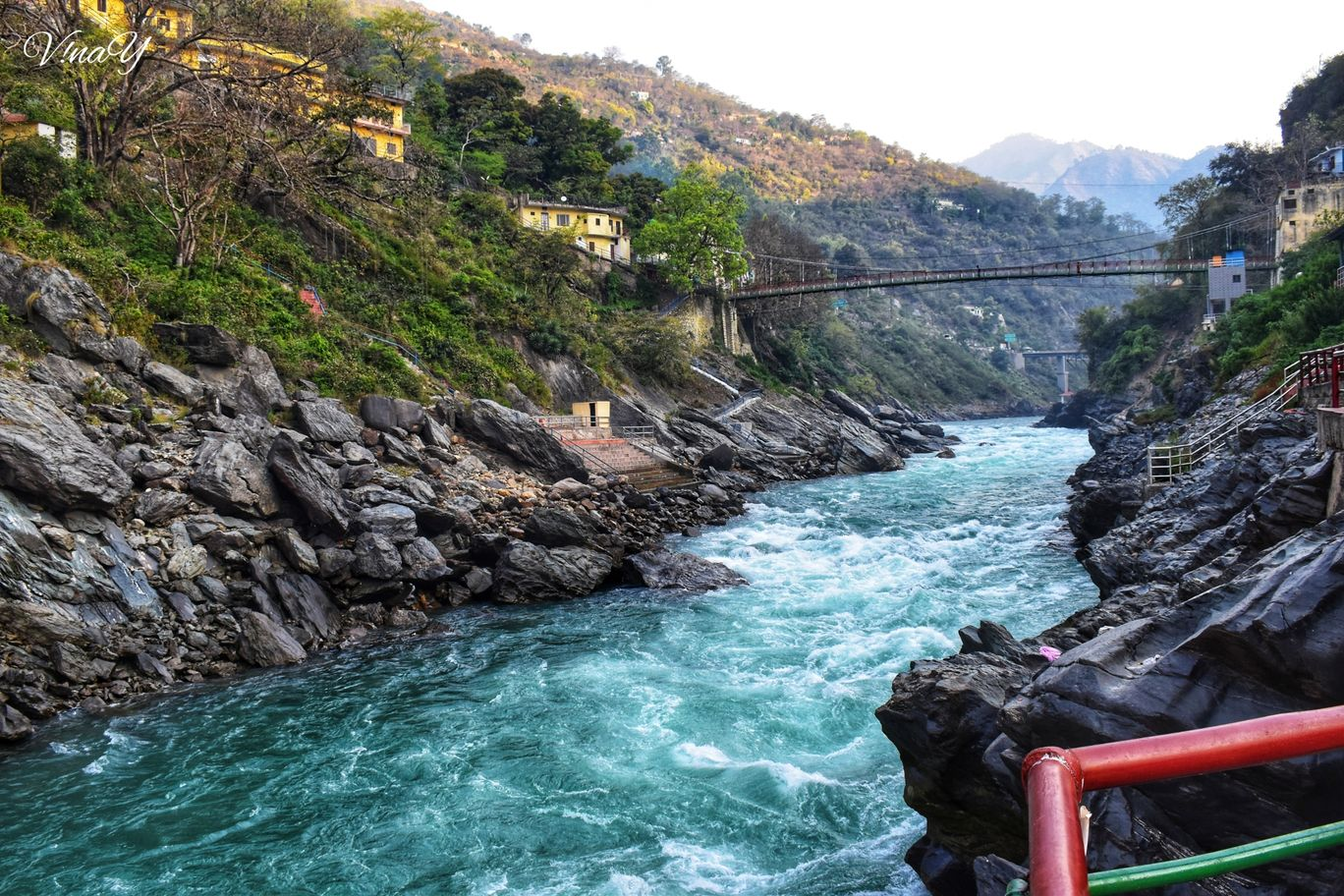 Photo of Devprayag By Vinay Gupta