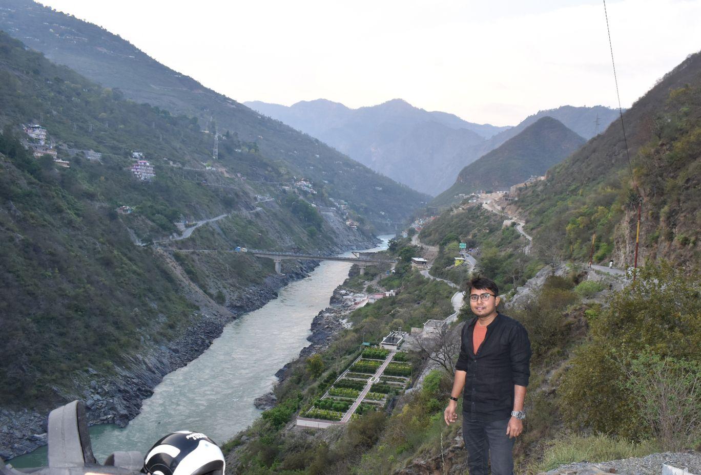 Photo of Devprayag By Vinay Gupta