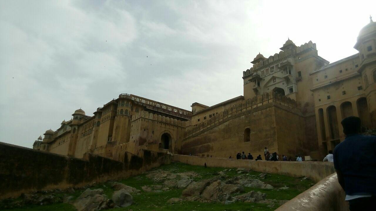 Photo of Amer Fort By Ashwani Singh