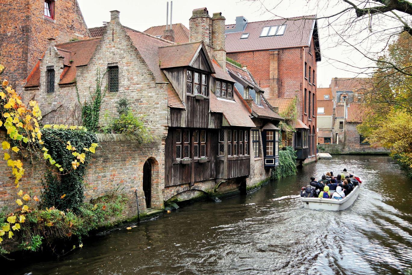 Photo of Bruges By Akshay Sharma