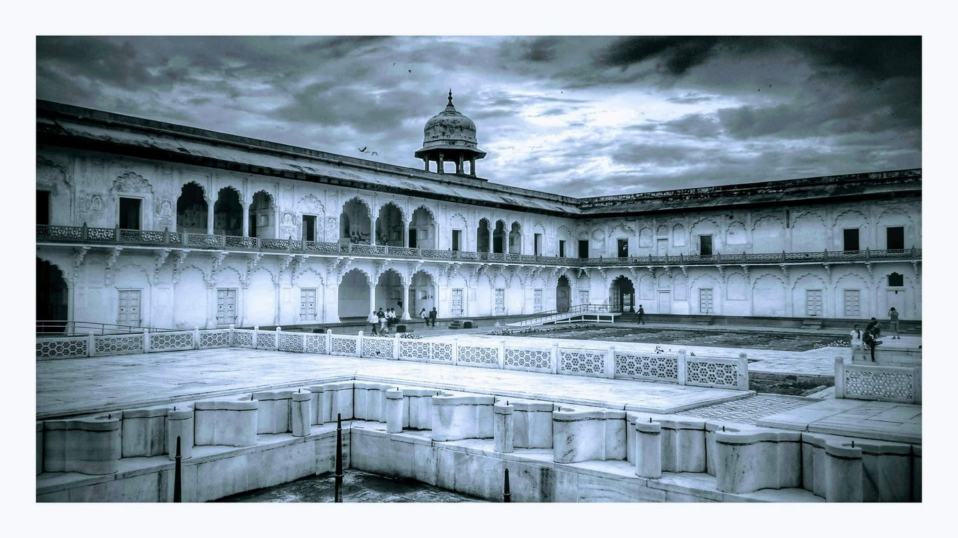 Photo of Agra By Anend_anewbeginning
