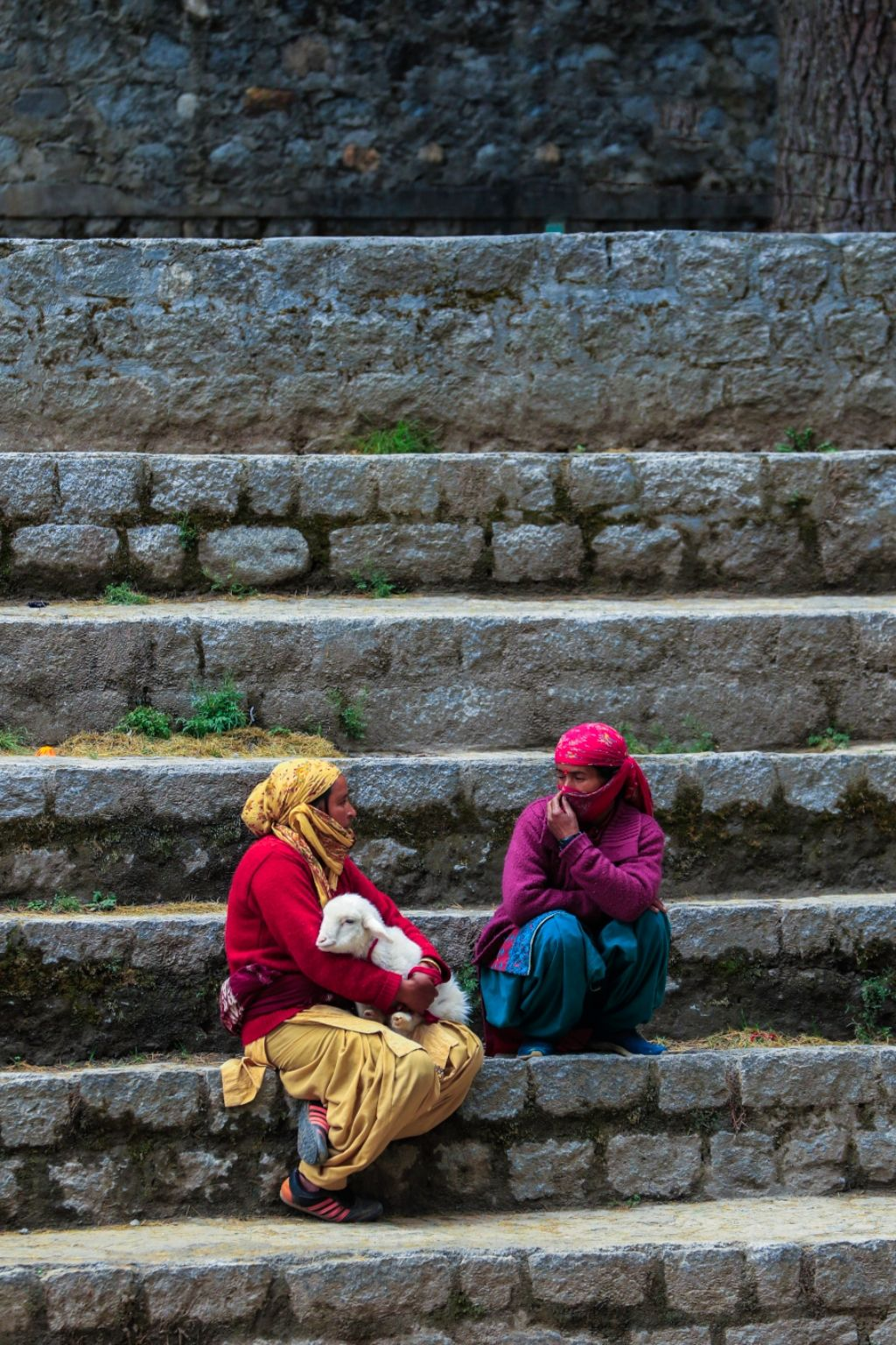 Photo of Old Manali By Alben Michael