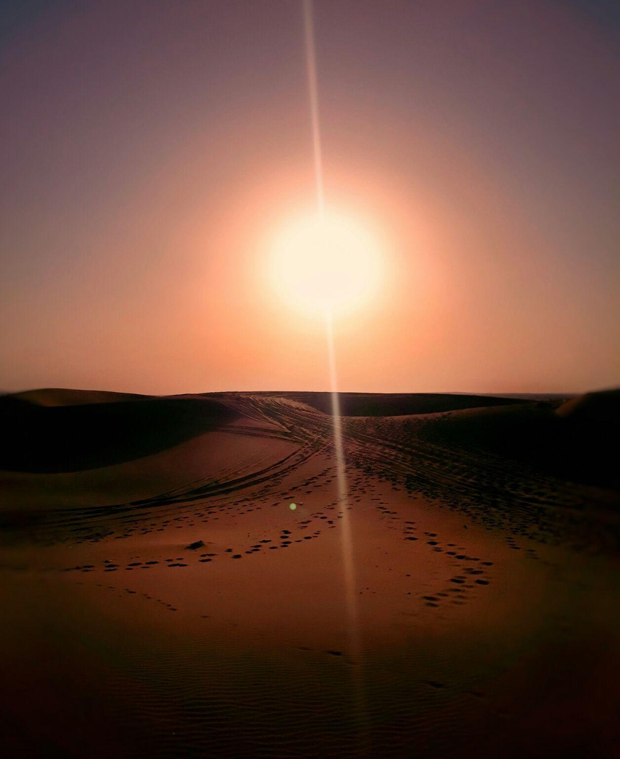 Photo of Sam Sand Dunes Desert Safari Camp Jaisalmer By Dikshita Kataria