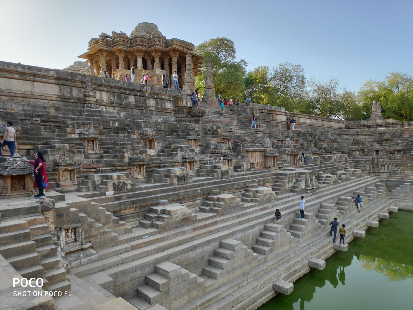 Photo of Modhera Sun Temple By Geo Sunny