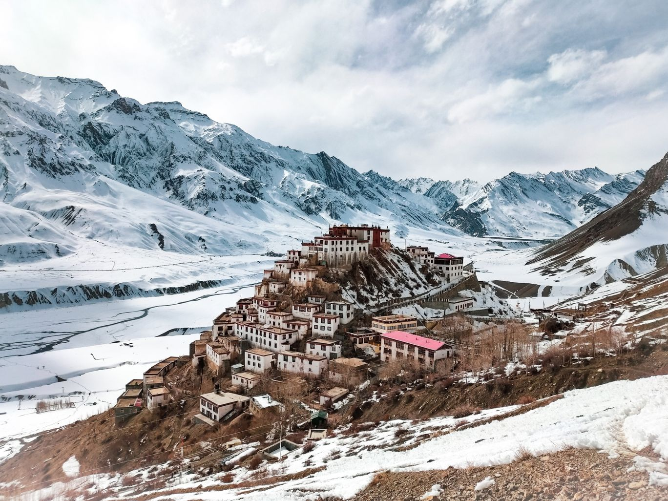 Photo of Spiti Valley By Findingmohit