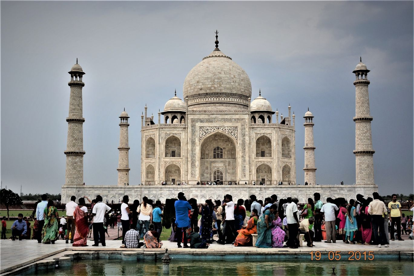 Photo of Agra By Pranjal Agrawal