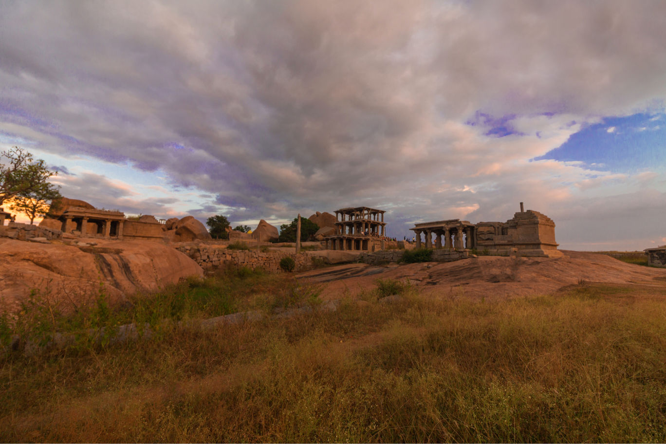 Photo of Exploring Hampi By Hawin Printo C