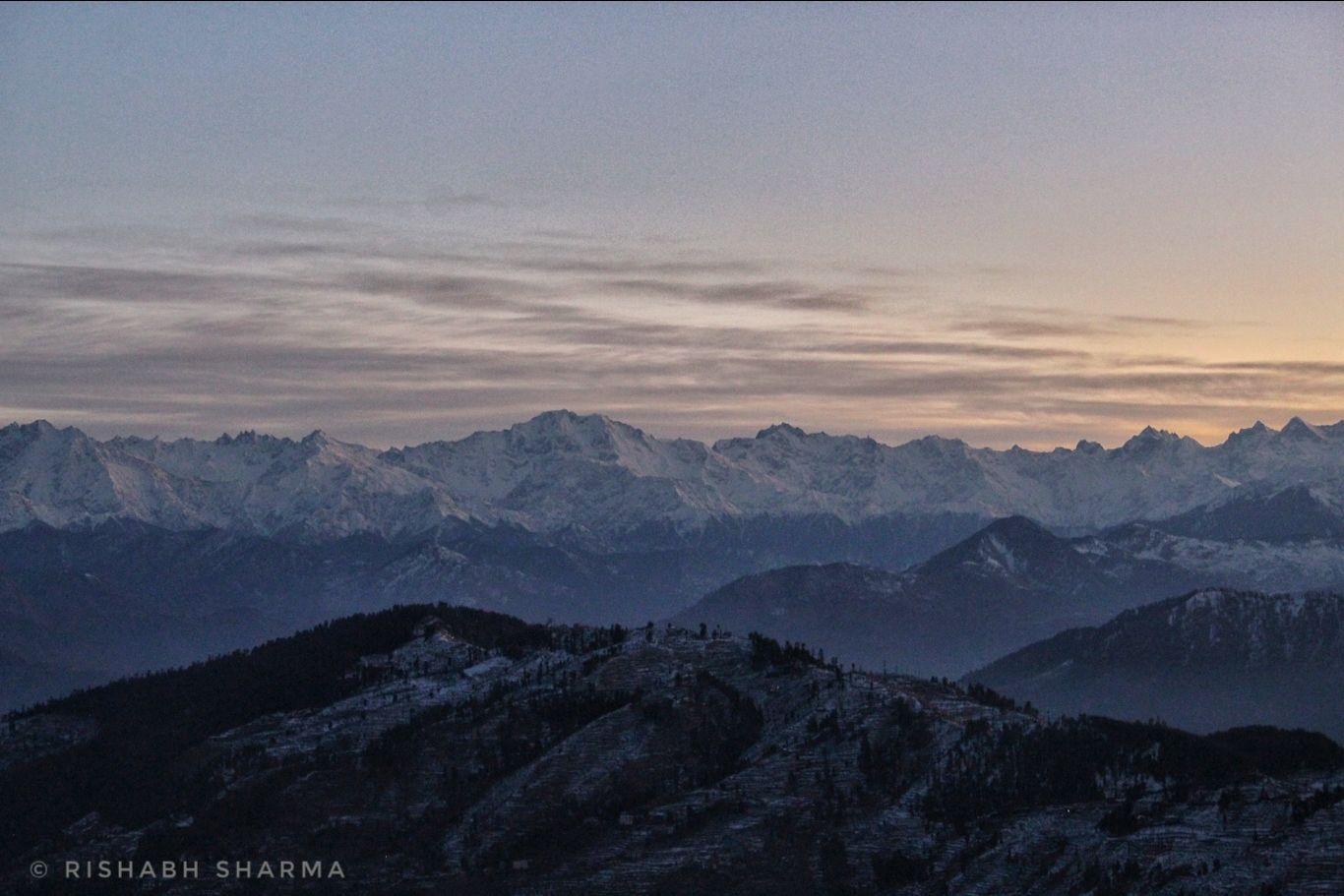 Photo of Himachal Pradesh By Rishabh Sharma