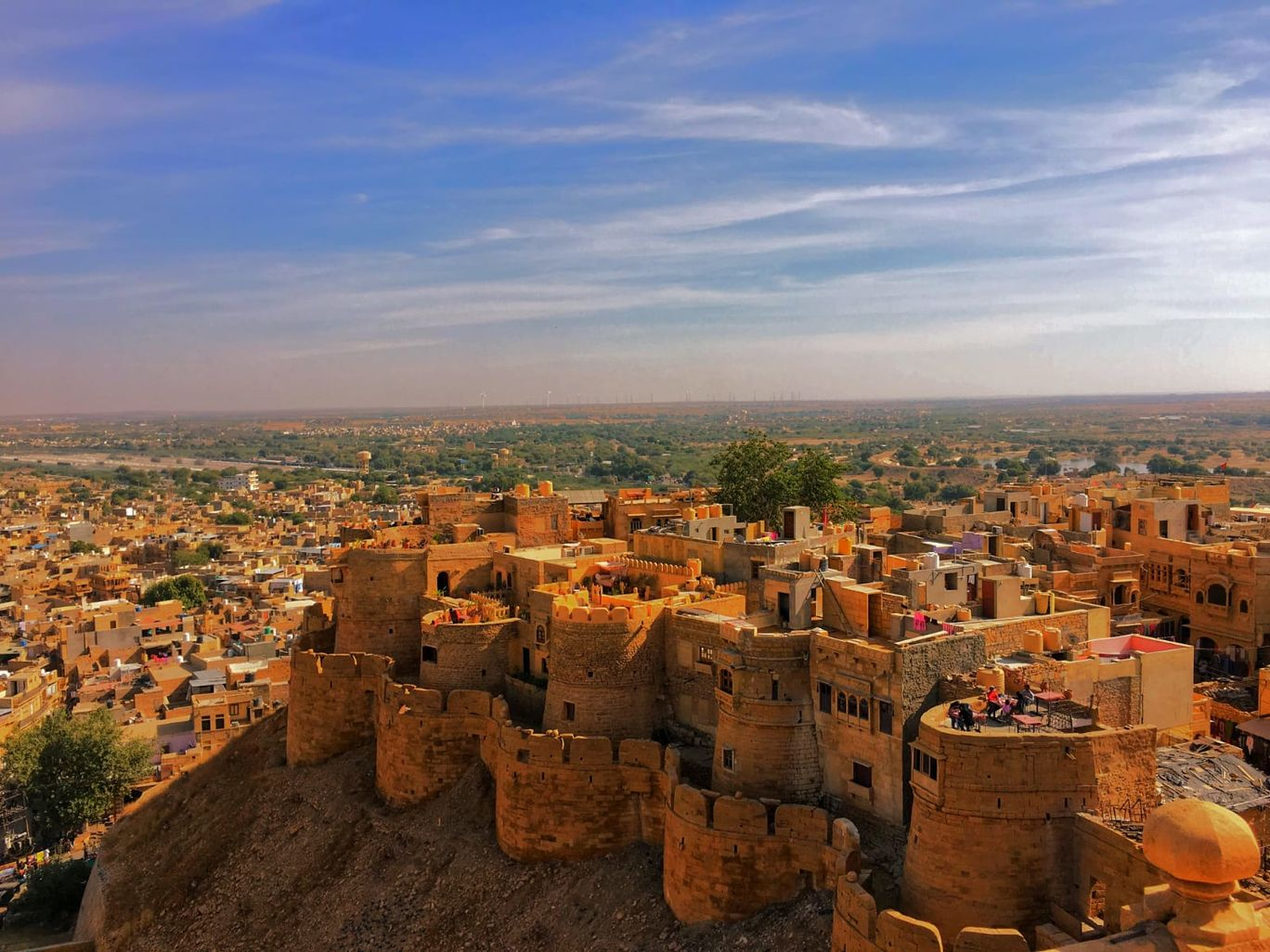 Photo of Jaisalmer By foovelnus