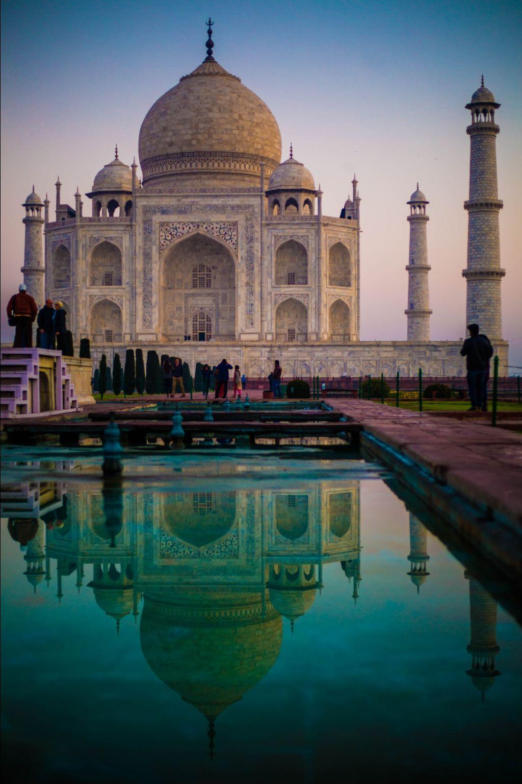 Photo of Taj Mahal By Aditi Sharma