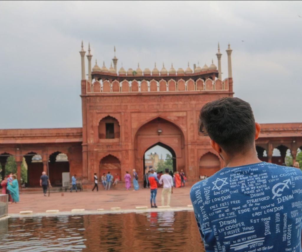 Photo of Jama Masjid By Shashwat Misra