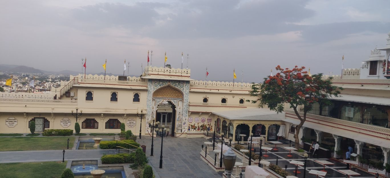 Photo of Palace Of Maharana Pratap By Mrityunjaya Vashistha