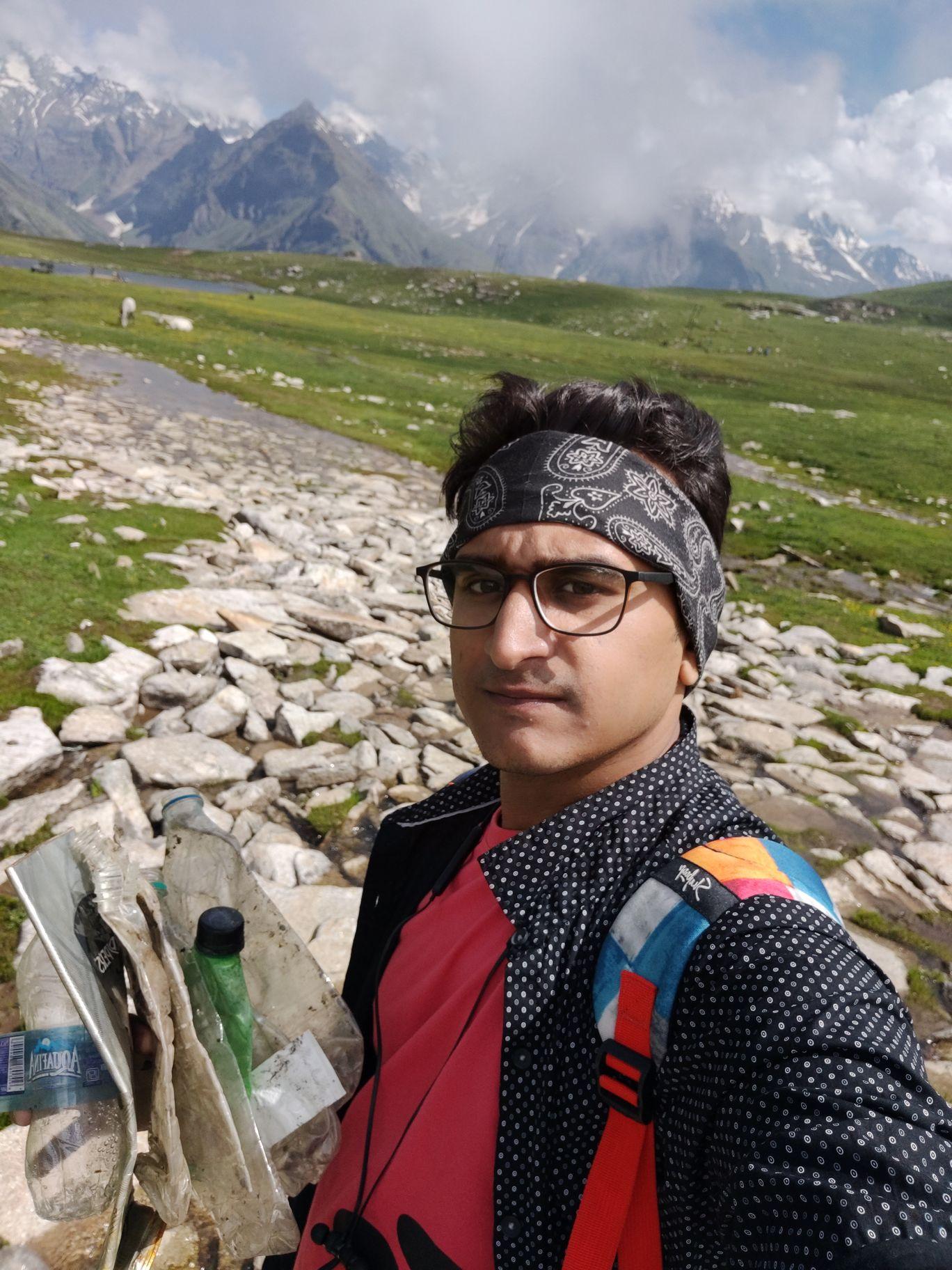 Photo of Rohtang Pass By Mrityunjaya Vashistha