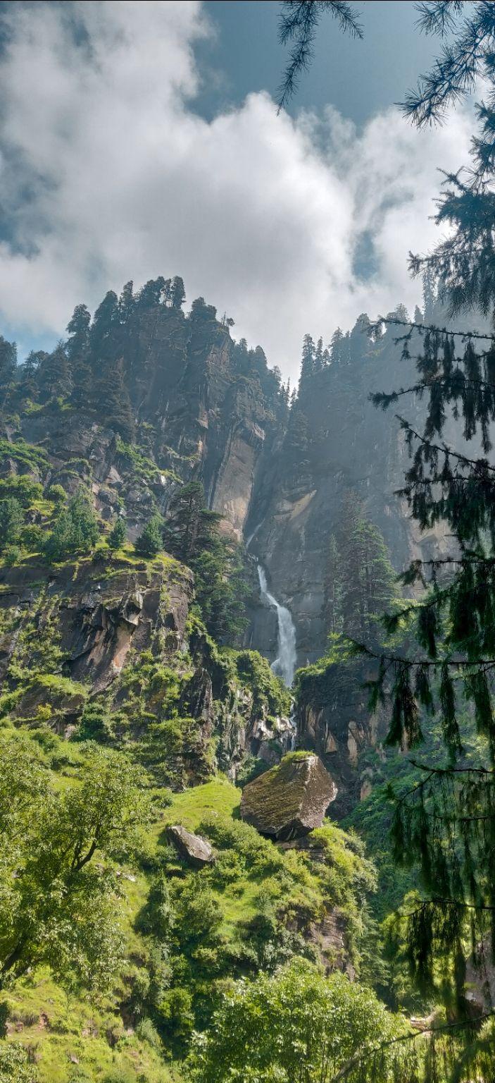 Photo of Jogini Falls By Mrityunjaya Vashistha