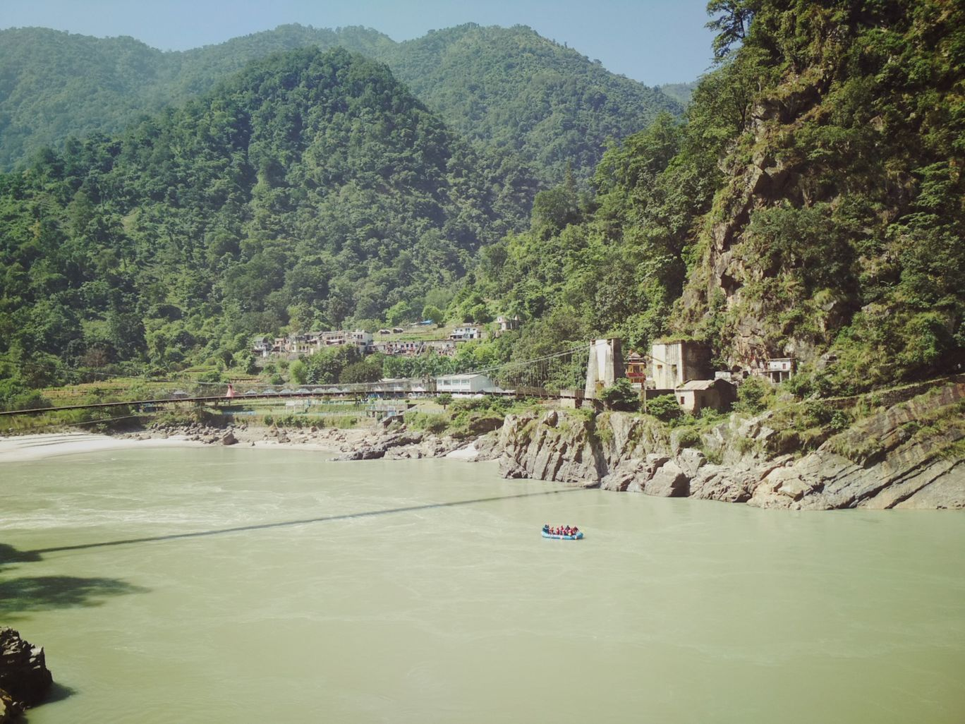 Photo of Rishikesh By Aditya Bhatia