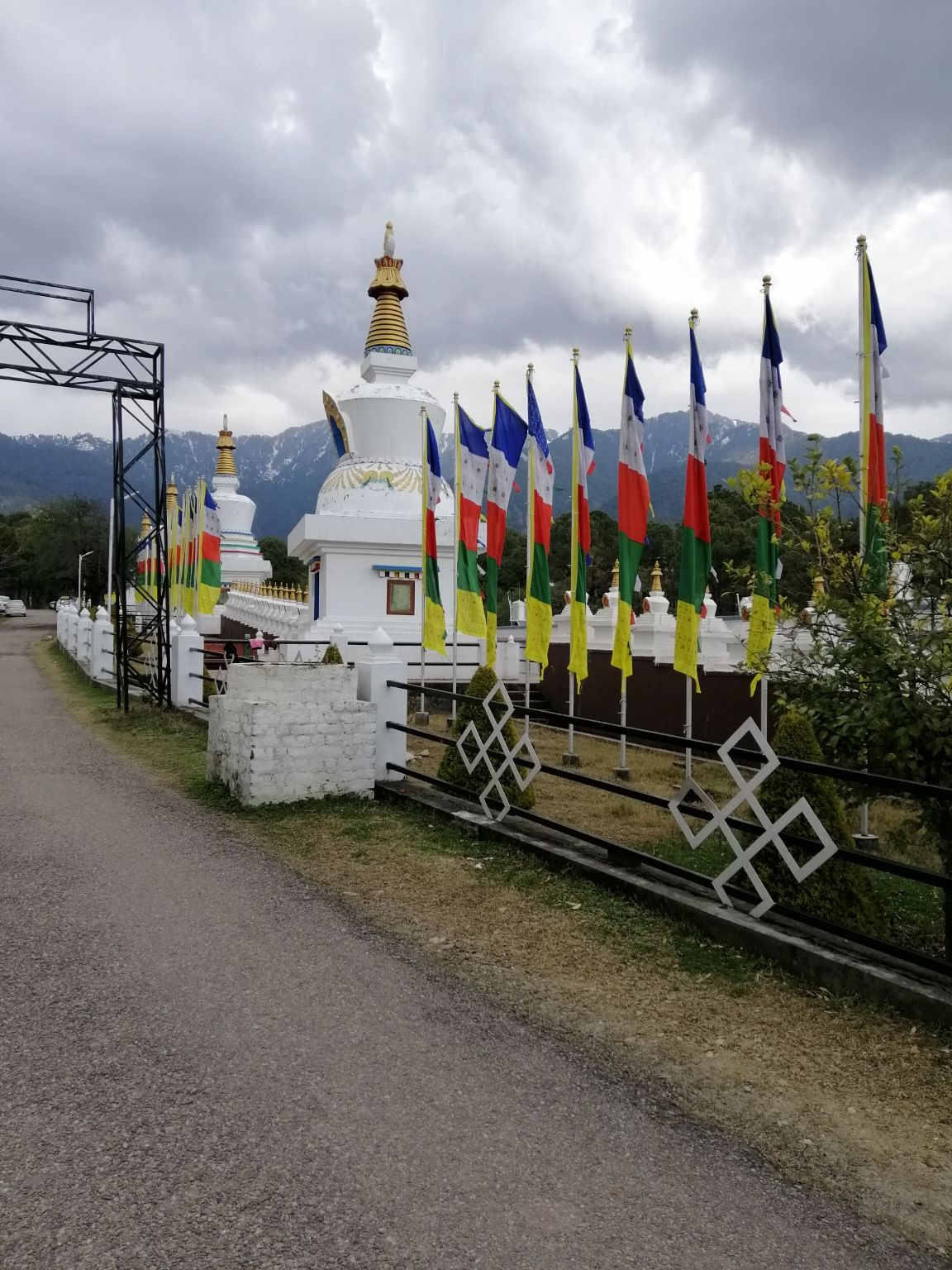 Photo of Palpung Sherabling Monastery By Akhil Arora