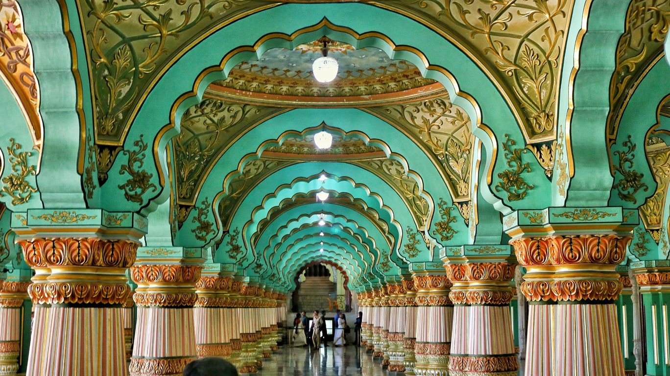 Photo of Mysore Palace By monika vashishtha