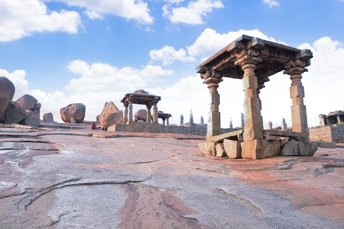 Photo of Hampi By monika vashishtha