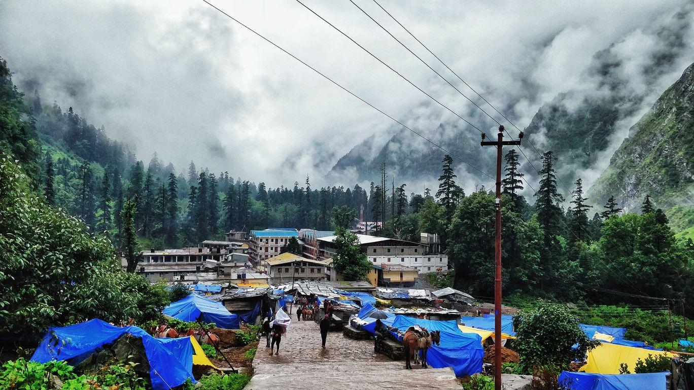 Photo of Ghangaria By Nitesh Chhetri