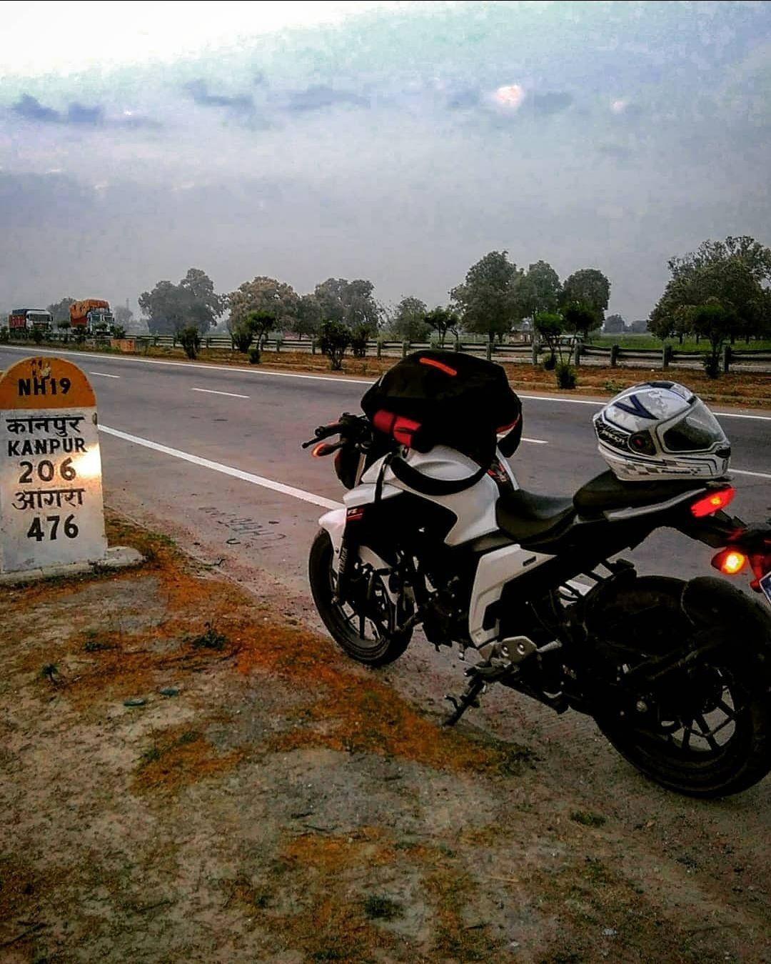Photo of Allahabad - Kanpur Highway By Ashutosh Gupta