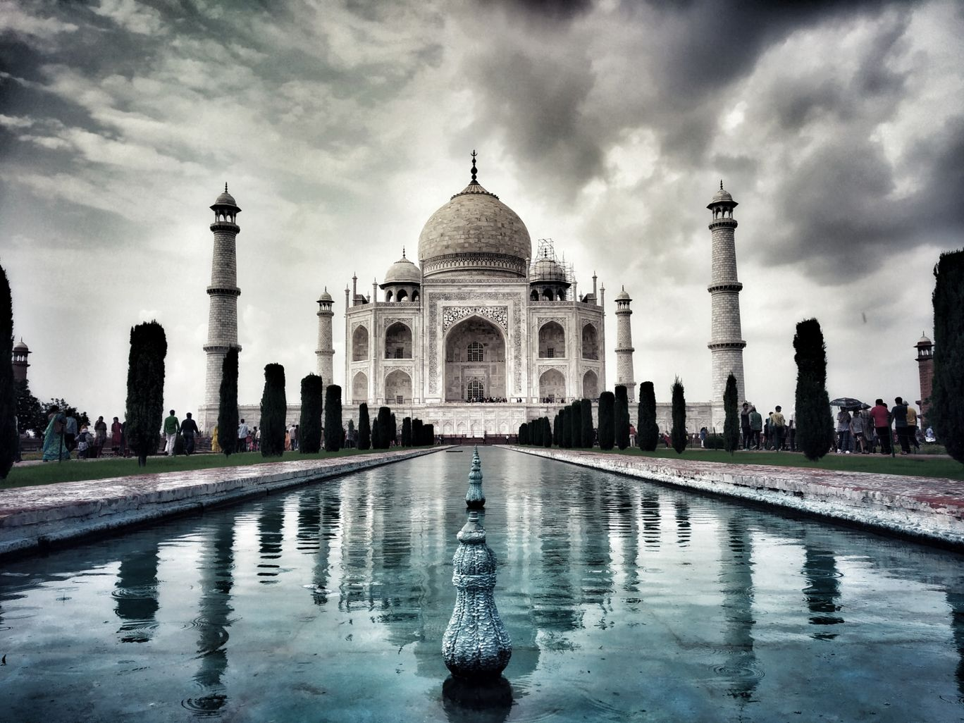 Photo of Taj Mahal By Ashis Tripathy