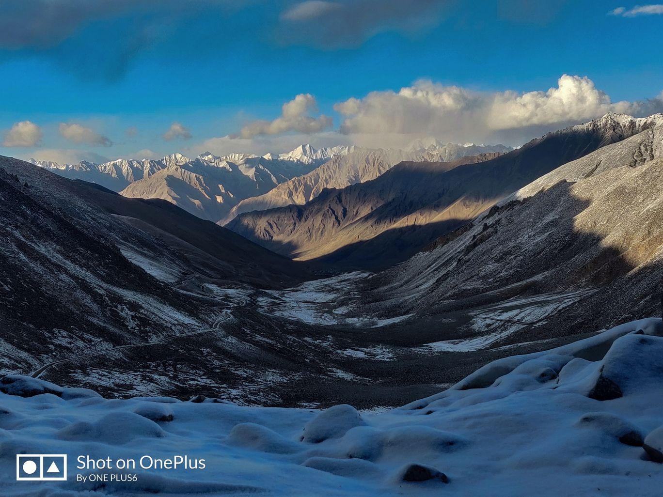 Photo of Khardung La By Rohit Bhadani