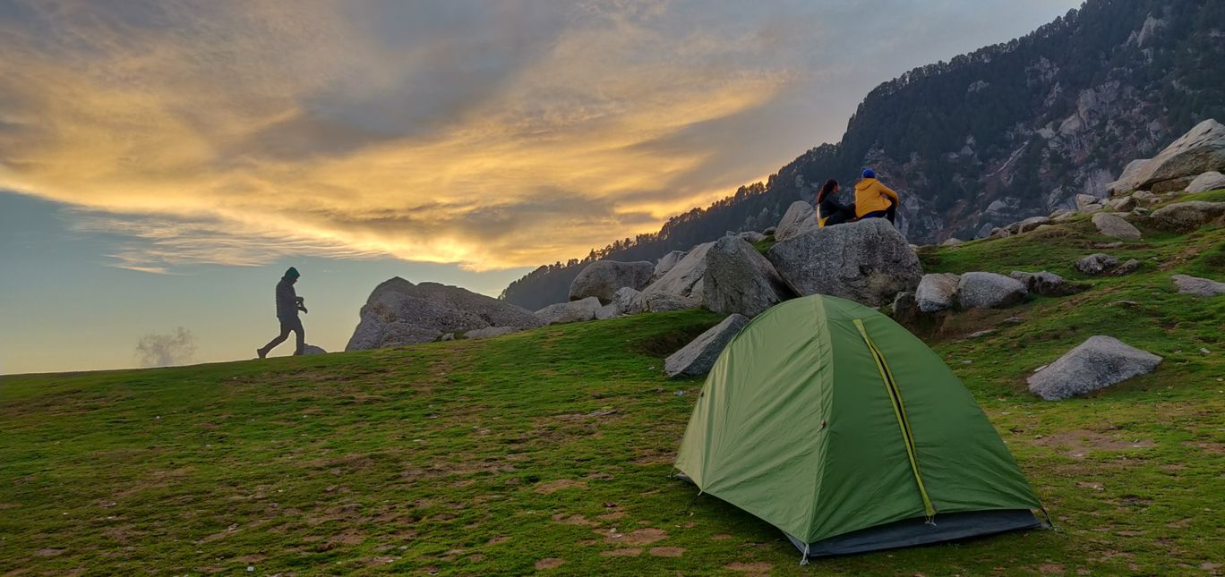 Photo of Triund By Agandeep Chauhan