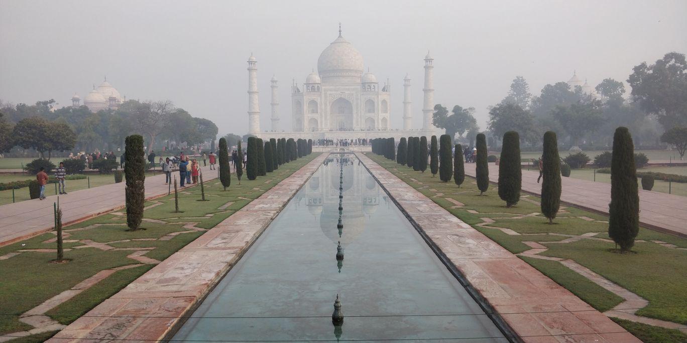 Photo of Agra By Kinshuk Kislay