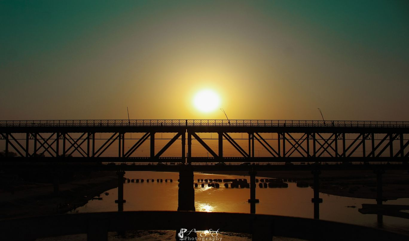 Photo of Lord Curzon Bridge By Anurag Singh