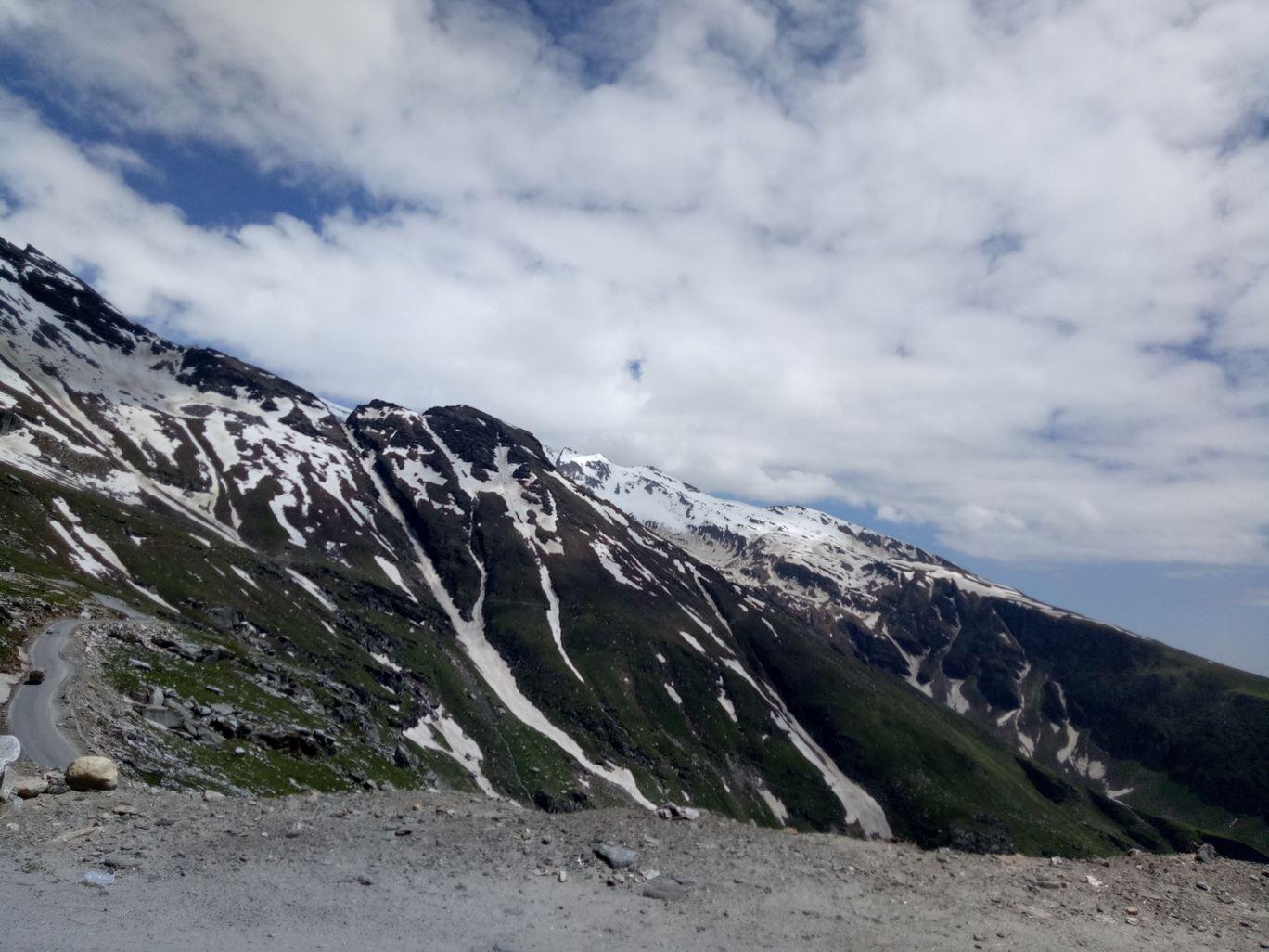 Photo of Rohtang Pass By bhawna sain