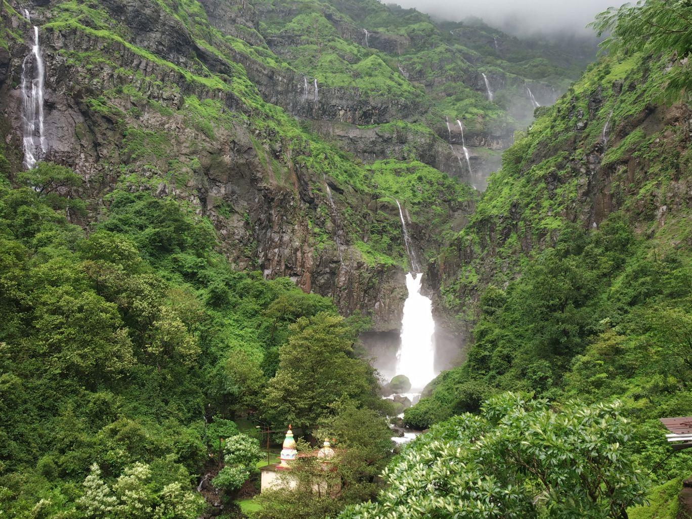 Photo of Marleshwar Waterfall By KALAPURI by Aatish Chavan