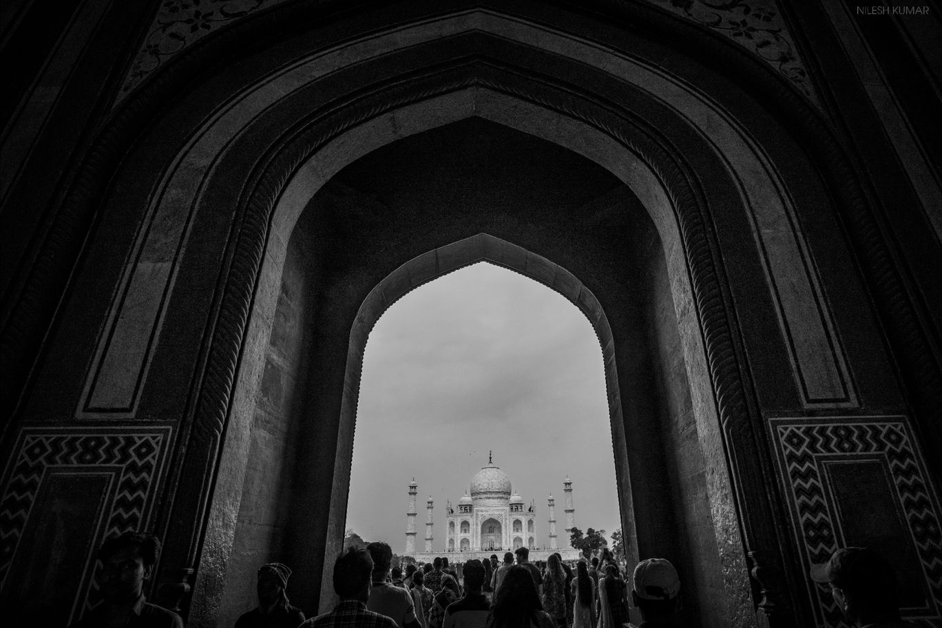 Photo of Agra By Níl Esh