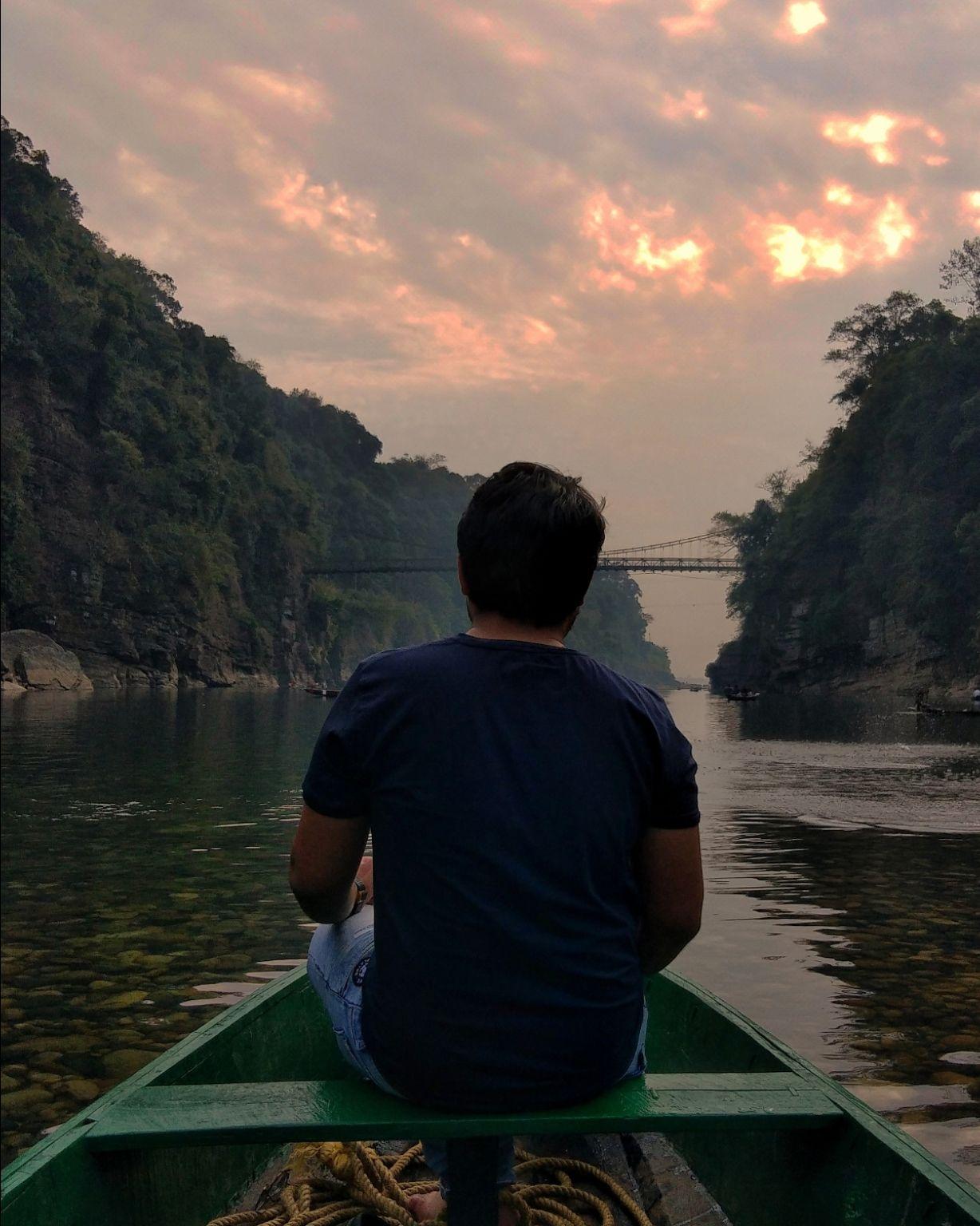 Photo of Dawki River By Jayesh Kothari