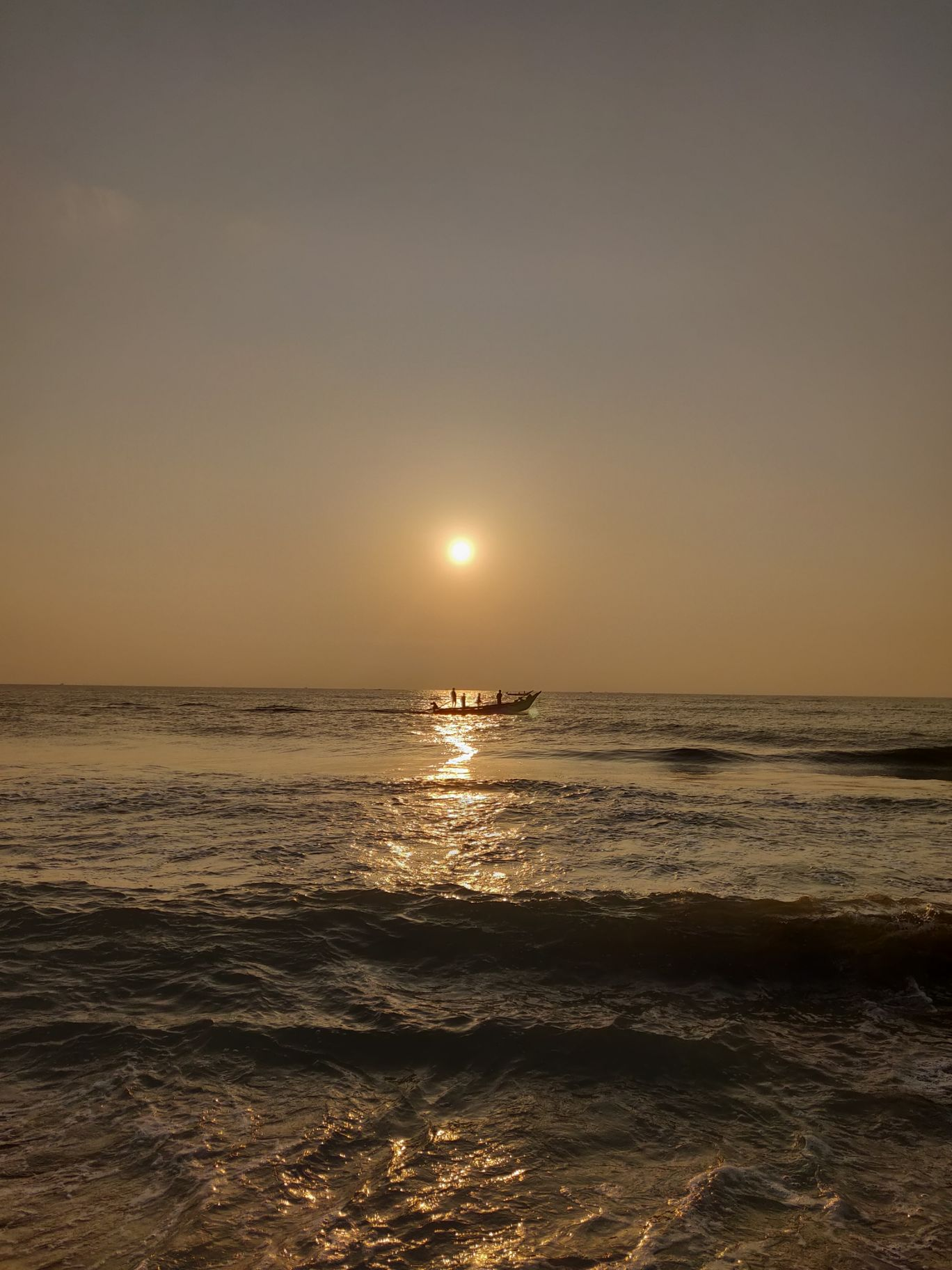 Photo of Marina Beach By Bindiya Singh