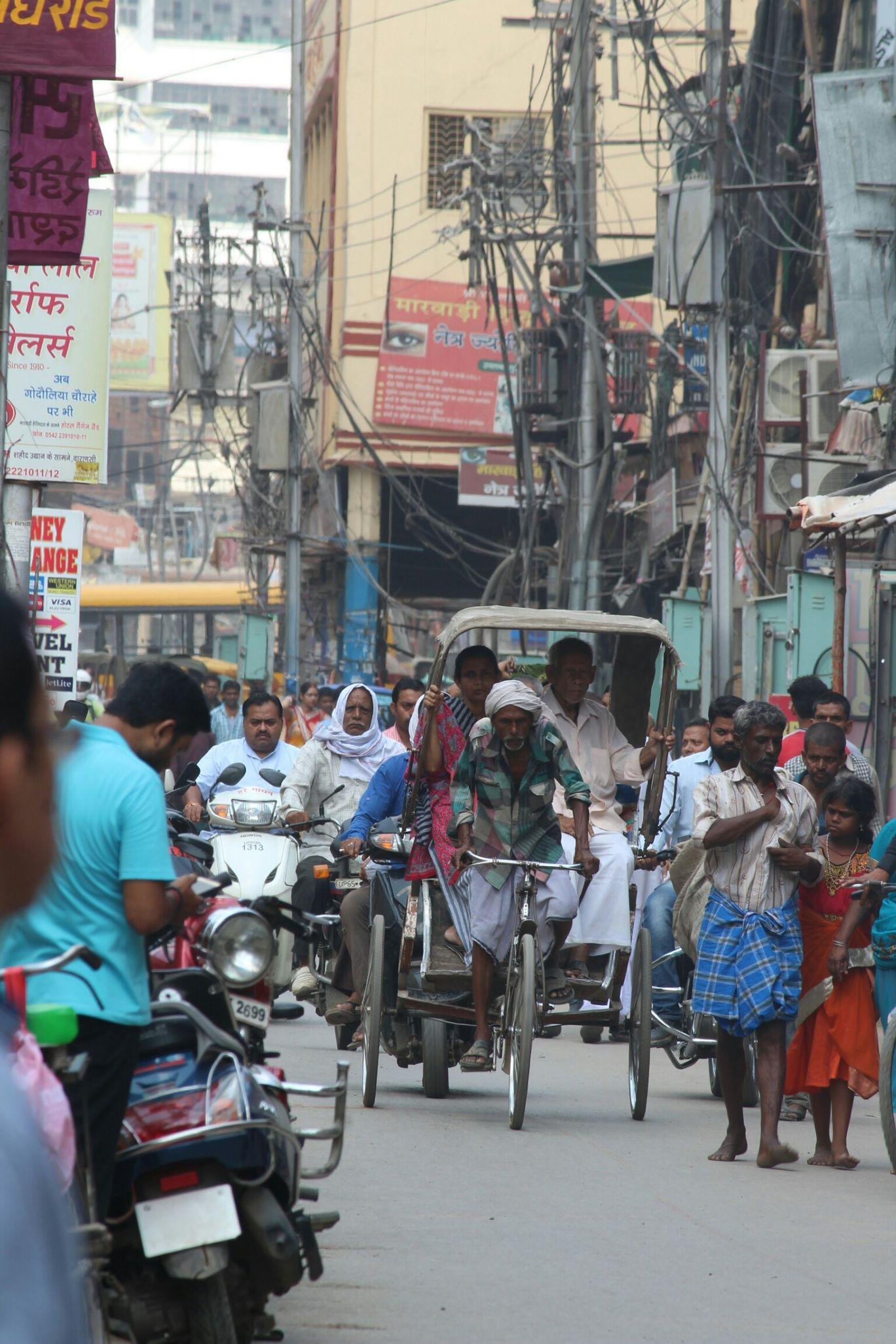 Photo of Varanasi By Akhil krishna