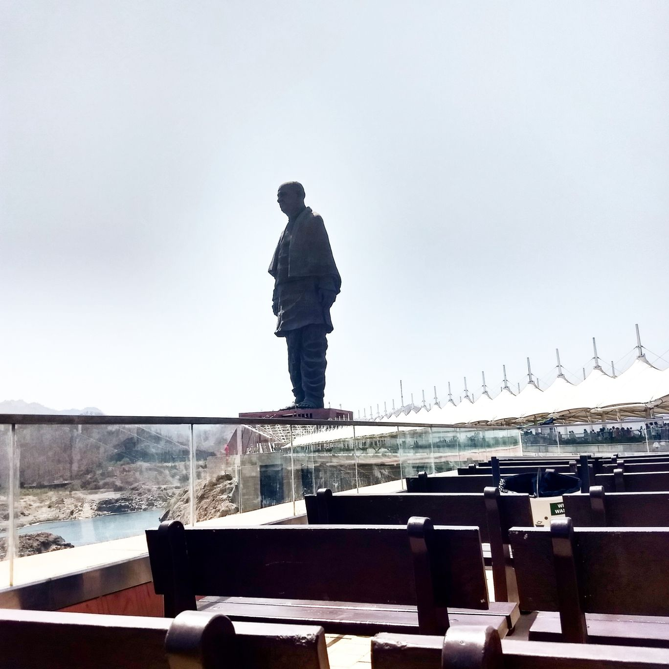 Photo of Statue of Unity By Dharmik Dasadia