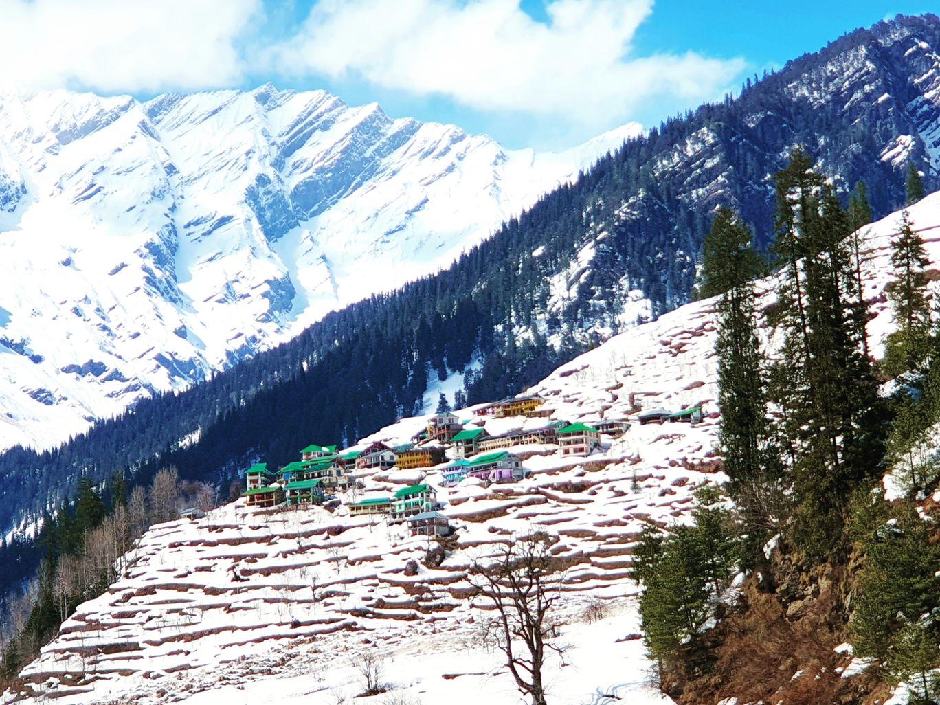 Photo of Manali By akash chaudhary