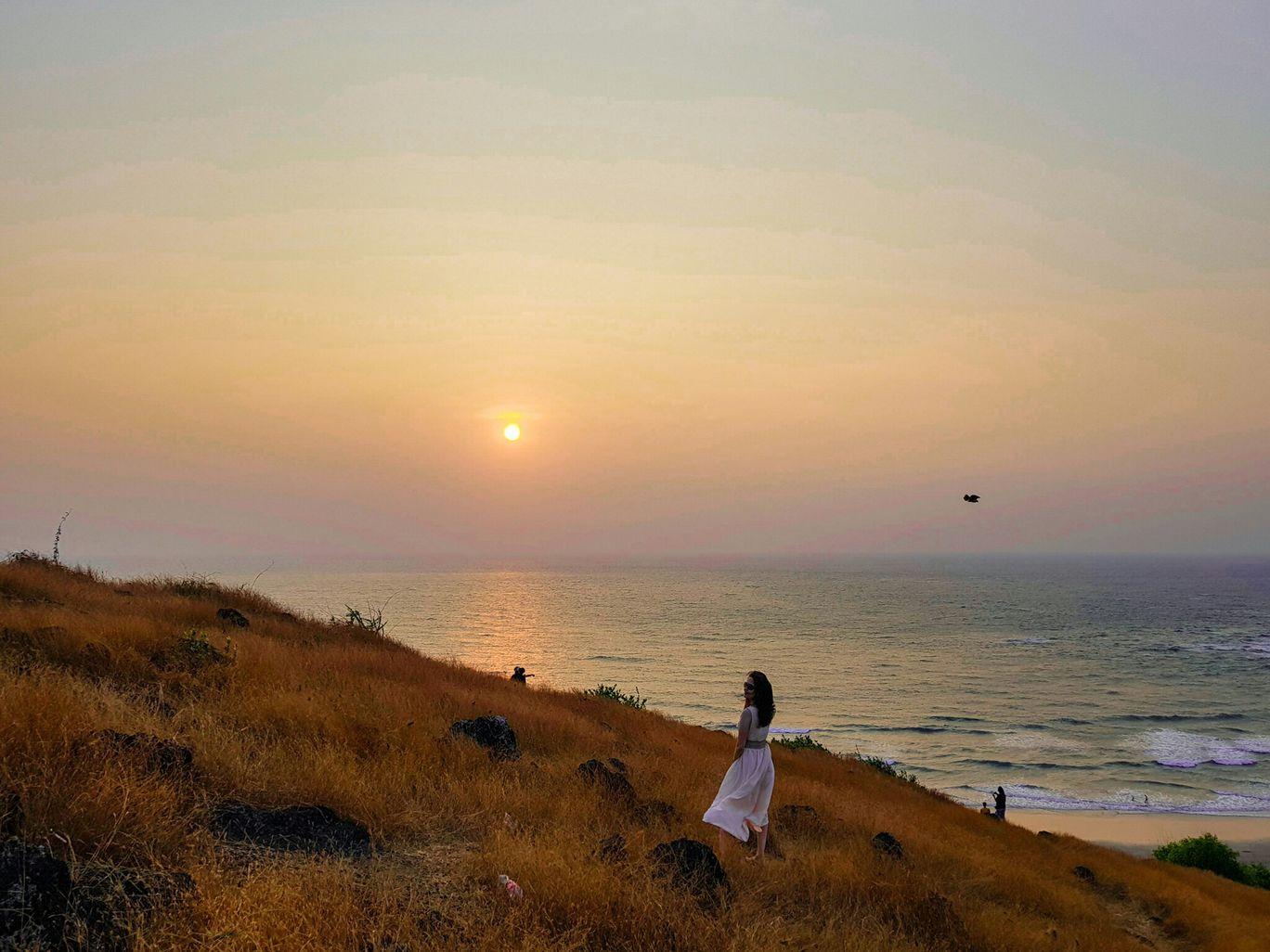 Photo of Vagator Beach By Aniket Bansal