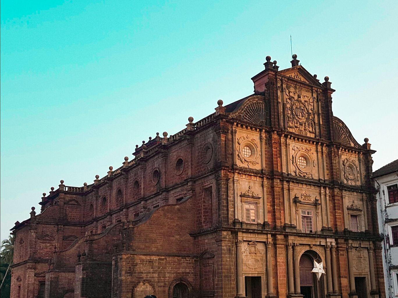 Photo of Basilica of Bom Jesus By Aniket Bansal