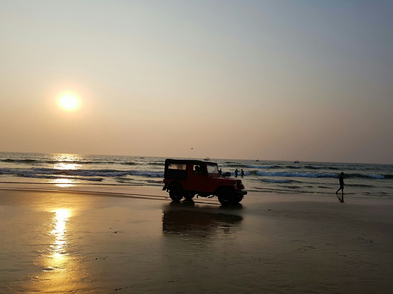 Photo of Calangute Beach By Aniket Bansal