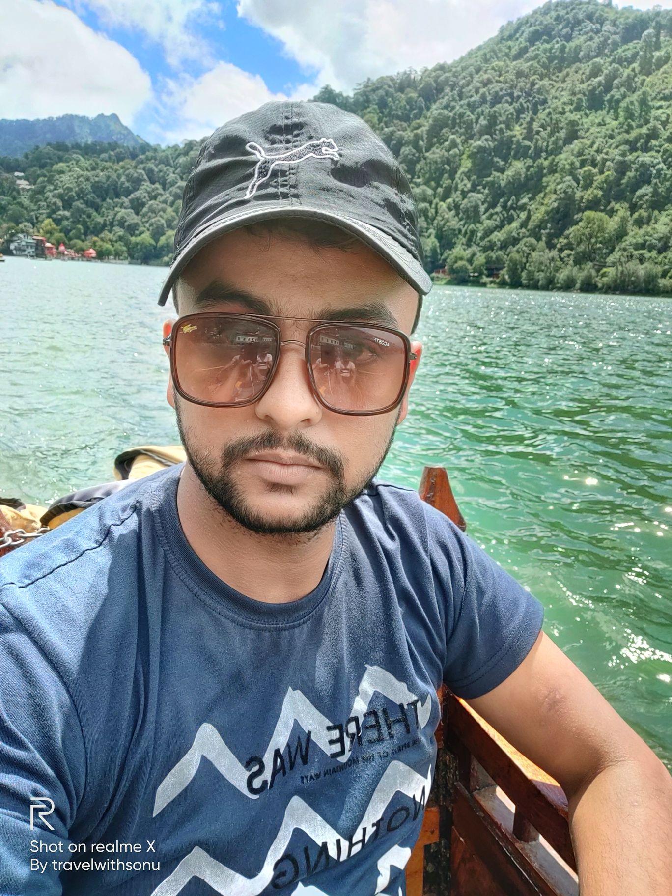 Photo of Nainital Lake By Sonu king