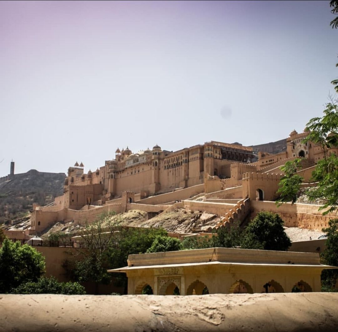 Photo of Amer Fort By Robin Singh Chaudhary