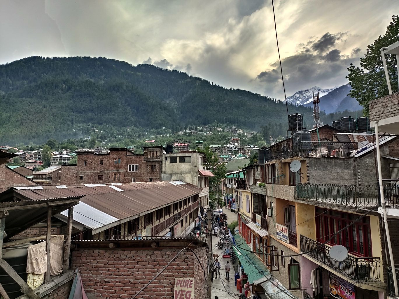 Photo of Manali By Robin Singh Chaudhary