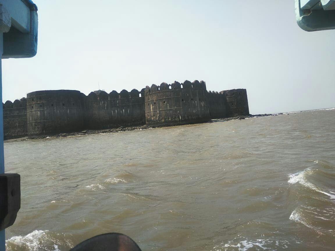 Photo of Murud-Janjira Fort By varun pahuja
