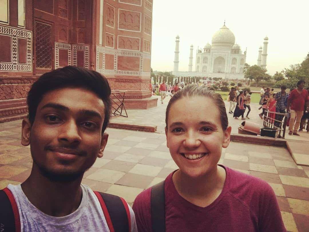 Photo of Taj Mahal By IT IS A BLOG